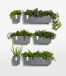 Ecopots Manhattan 35 cm - Hangend- bloemen/plantenbak