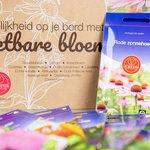 Biologisch Zadenpakket 'Eetbare bloemen'