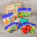 Biologisch Zadenpakket 'Startende moestuin'