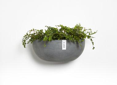 Ecopots Sofia WALL 43 cm - Hangend- bloemen/plantenbak