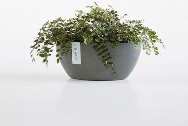 Ecopots Sofia ovaal 30 cm - planten/bloembak-pot