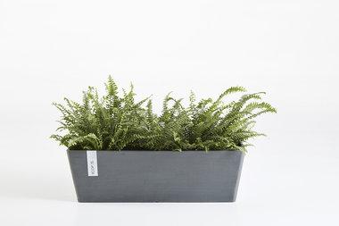 Ecopots Bruges 55 cm - bloemen/plantenbak