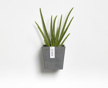 Ecopots Manhattan 15 cm - Hangend- bloemen/plantenbak