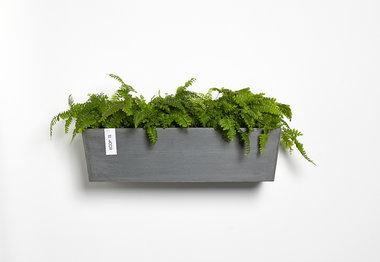 Ecopots Manhattan 55 cm - Hangend- bloemen/plantenbak