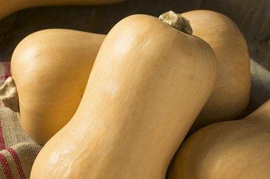 Flespompoen 'Butternut' – Cucurbita moschata - Bio groentezaden