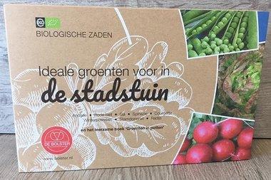 Biologische Zadenpakket 'De stadstuin'