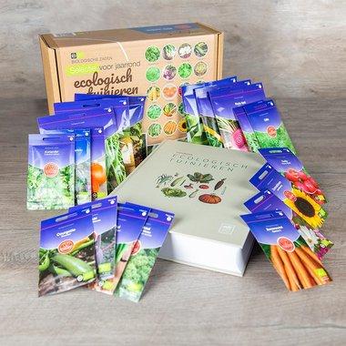 Biologisch Zadenpakket 'Ecologisch tuinieren'