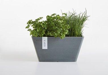Ecopots Berlin 25 cm - bloemen/plantenbak