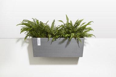 Ecopots Bruges hangend 55 cm - bloemen/plantenbak