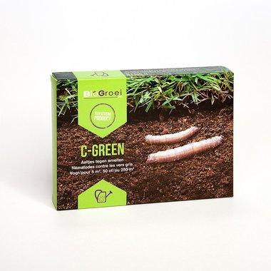 Aaltjes tegen emelten | C-green