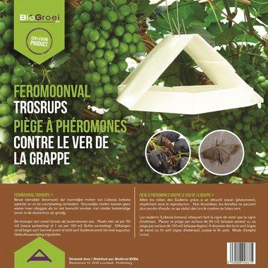 Deltaval Trosrups | Trosrupsval | Incl 2 feromonen