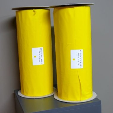 Gele lijmband │Bug scan roll
