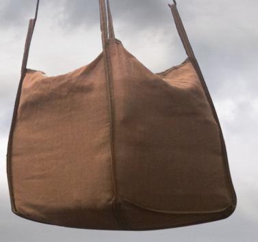 Levende wormenaarde | Jute Big Bag 1000 L