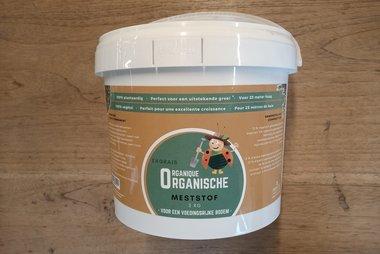 Organische meststof 2 kg | Van de kwekerij
