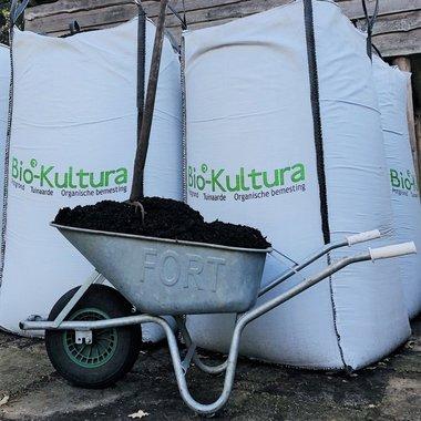Biologische potgrond zonder turf | Big Bag 1000 L
