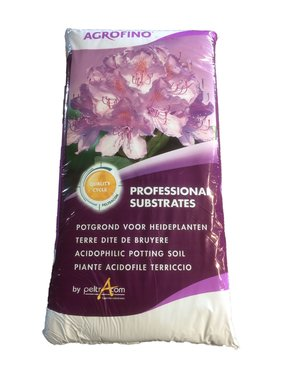 Professional potting soil for plants (acid)-Ilex crenata 40 L