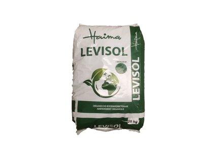 Organische bodemverbeteraar levisol